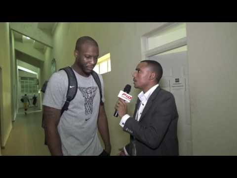 Entrevista al Refuerzo del Club Barias James Mayes
