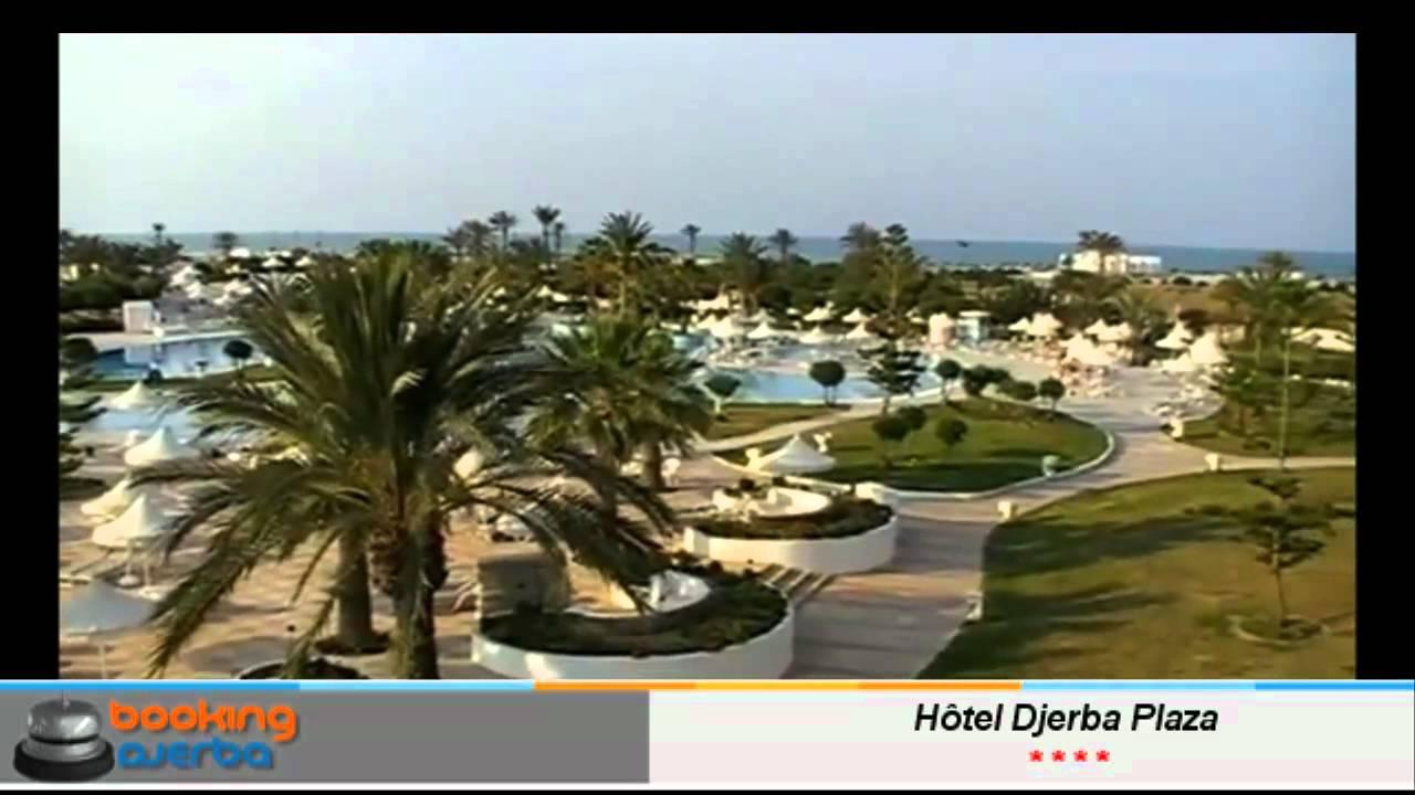 Hotel Djerba Plaza YouTube