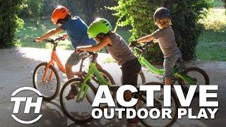 Top 3 Outdoor Activity For Kids | Adjustable Kid Bicycles
