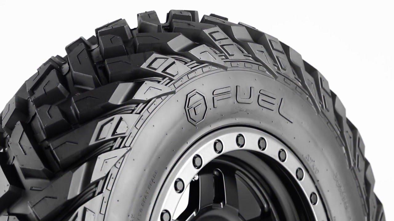 Fuel Offroad Gripper UTV