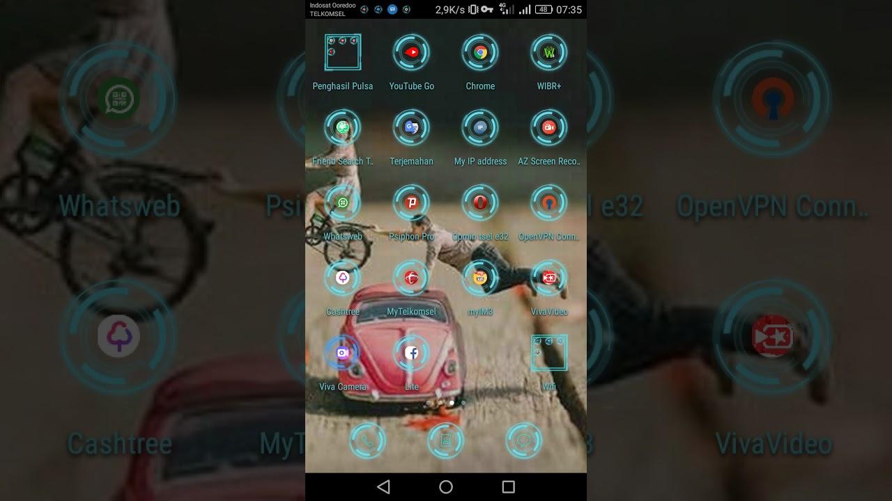 Gratis akses YouTube Indosat di aplikasi myim3