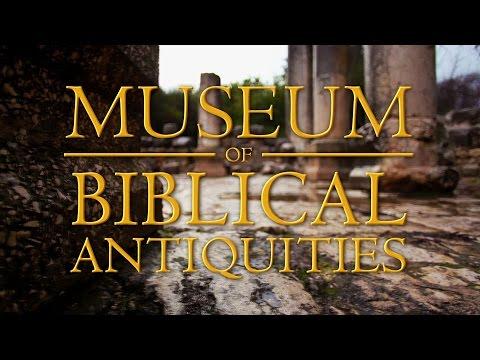 Museum of Biblical Antiquities