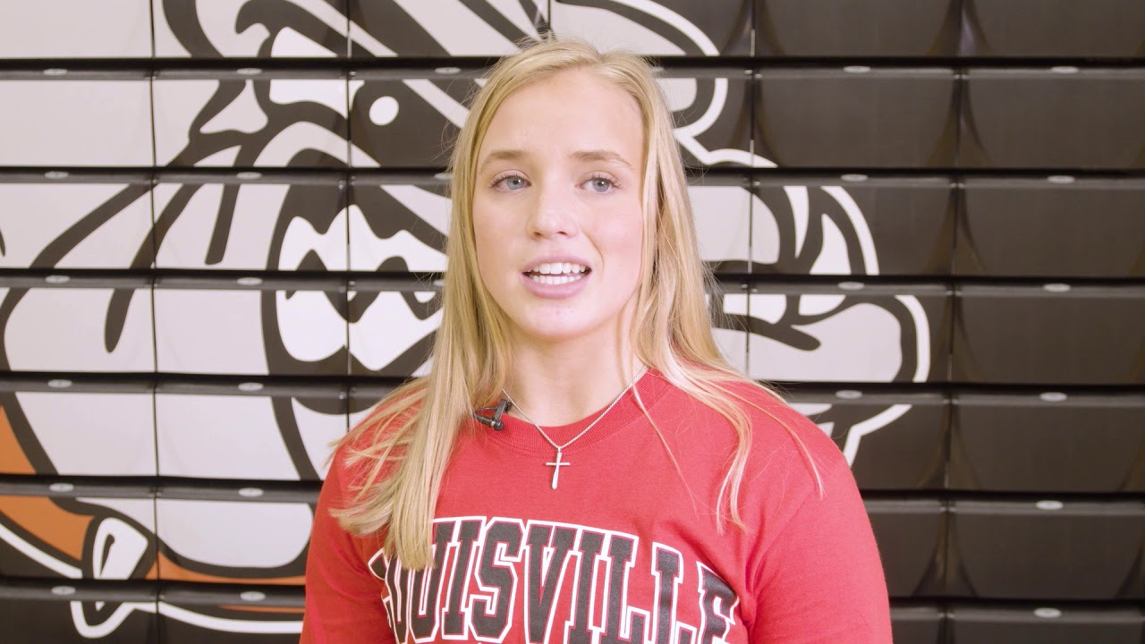Hailey Van Lith on Why She Chose Louisville 2019-11-16