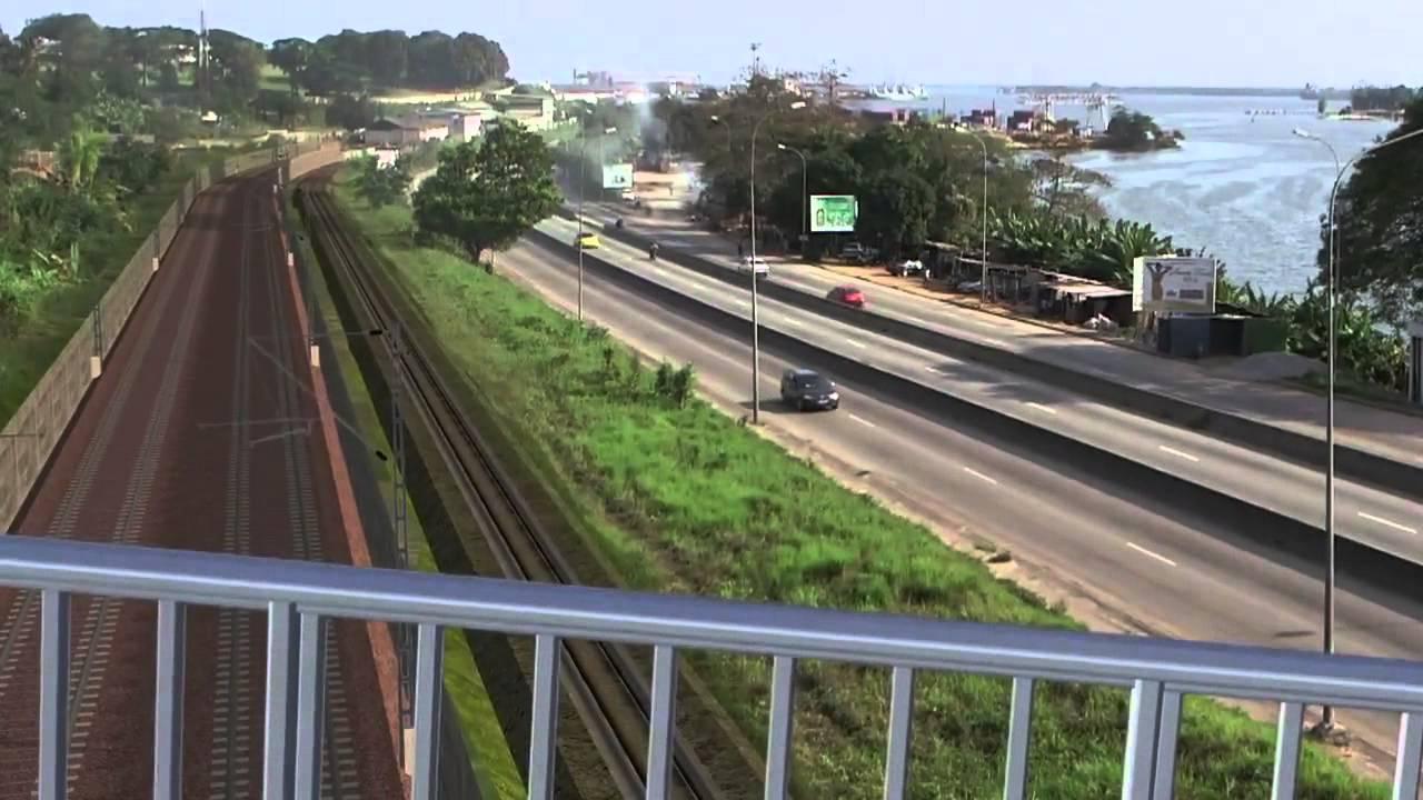 A voir présentation du projet de trains urbain à abidjan cote divoire youtube