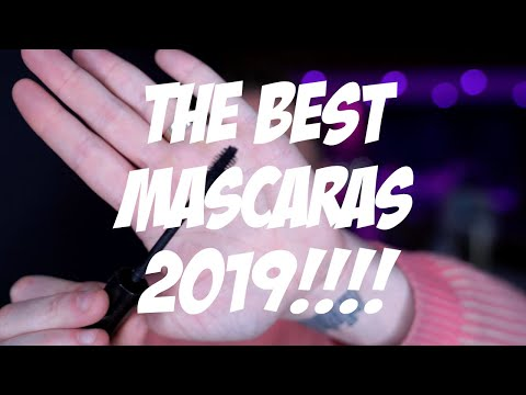 THE BEST MASCARAS 2019