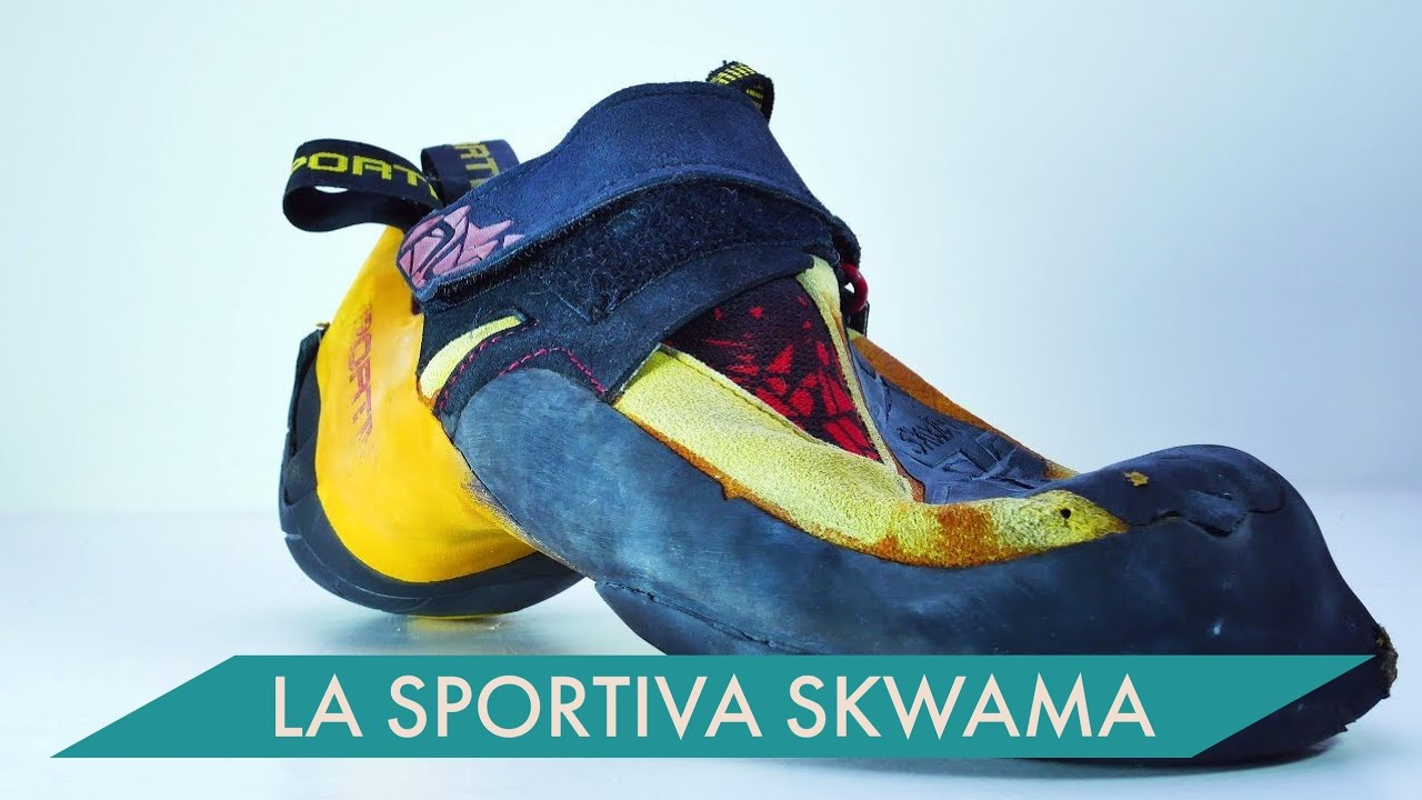 a15431507a99 La Sportiva Skwama: Are these La Sportiva's Best Shoe Ever?! - Thoughts and  Review