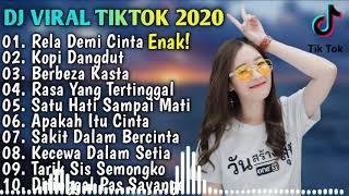 DJ Terbaru 2020 Slow Remix 💃 DJ Rela Demi Cinta Full Bass 2020 - DJ Viral 2020