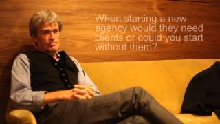 Advice On Starting Your Own Creative Agency with Sir John Hegarty