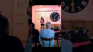 Titanium - Sia (live cover by Arianna Cuison at Salmovská Literární Kavárna)