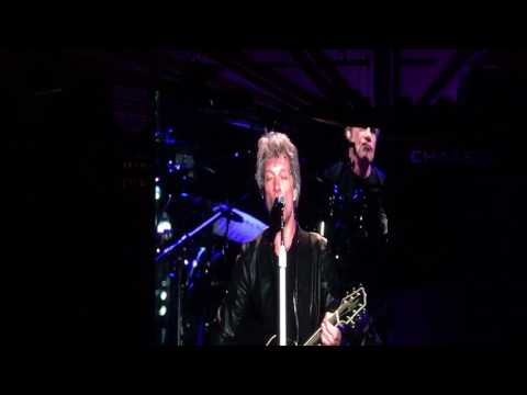 Bon Jovi who says you can't go home live MSG 2017