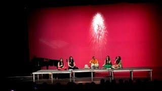 Aaoge Jab Tum Ho Sajna Fusion by IMA in Jhankaar 2016