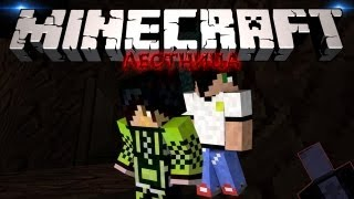 Minecraft: Мини игра #4 - Спуск в АД!