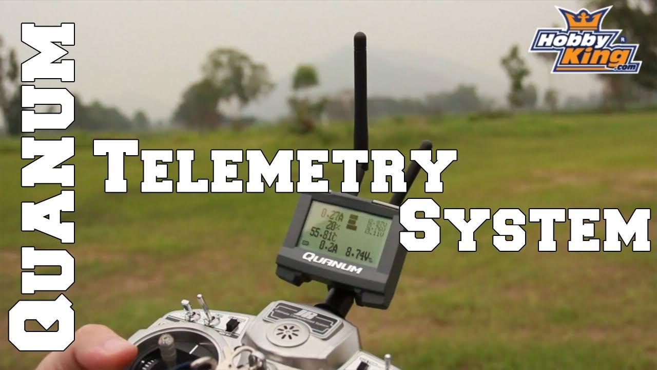 Quanum Telemetry System - HobbyKing Product Review