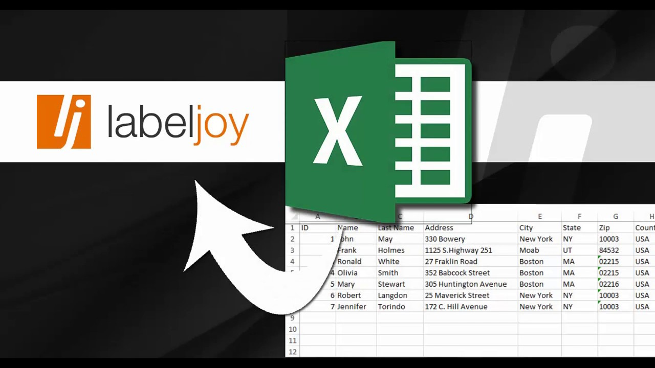 Barcode software and Label Printing Software | Labeljoy