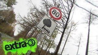 Realer Irrsinn: Mit Tempo 80 gegen den Baum | extra 3 | NDR