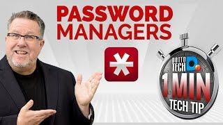 Password Managers - OMTT16