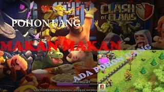 Clash of clans Ada POHON UANG NY TERBARU