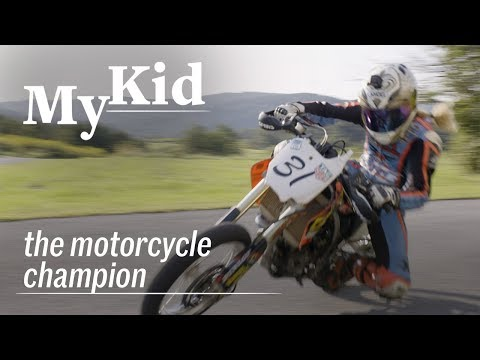 My Kid the Motorcycle Champion