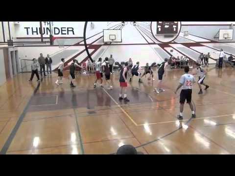 Braydn Xavier Smith St Georges School vs Oak Bay/Cowichan