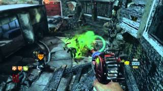 Nuketown Zombies Gameplay Xbox 360 - Black ops 2 Call of Duty
