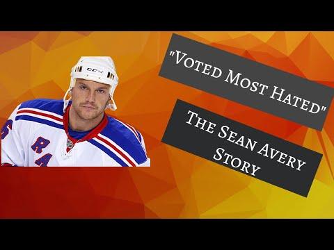 Hockeys Notorious Aggitator. The Sean Avery Story