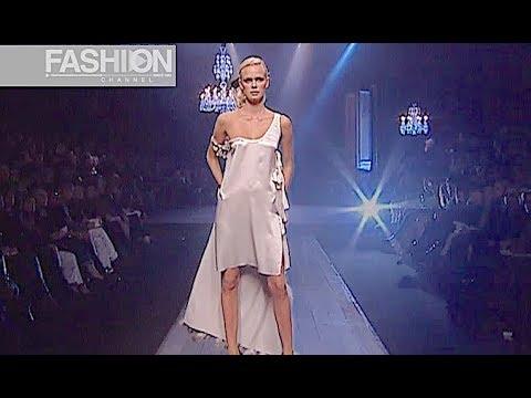 LANVIN Fall 2004 2005 Paris – Fashion Channel