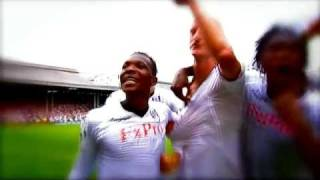 Fulham FC Season Review 10-11 DVD