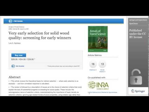Springer Open Access