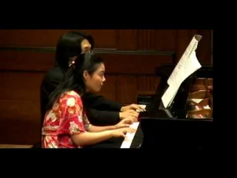 Wang Jie, GAME FOR TWO for two pianos - I