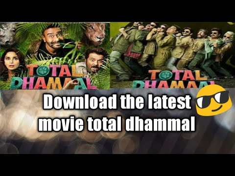 How To Download Latest Movie | Total Dhammal | Todaypk