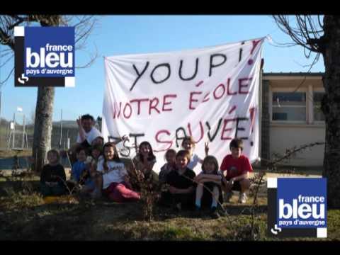 L'école de Lachaux sauvée !