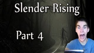 Slender Rising v1.4 iOS Gameplay Part 4 - IM A FACECAM BITCH
