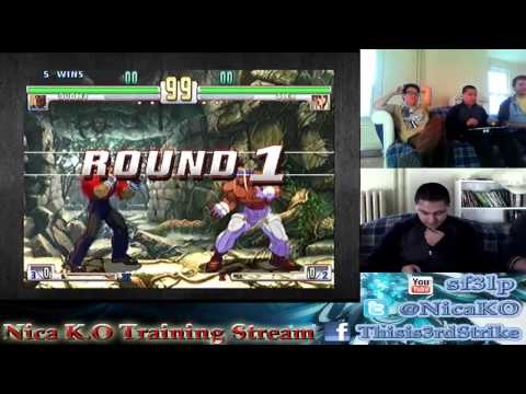 Nica K.O Training: Casuals with Nica K.O/ Mutant XP/ DiaperBomb