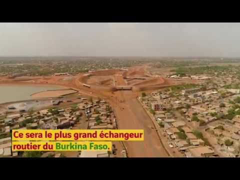 L'échangeur Nord de Ouagadougou