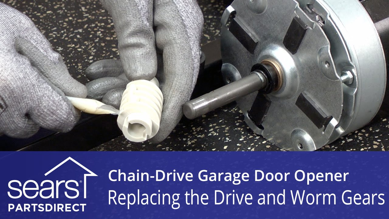 Elegant Garage Door Belt Vs Chain