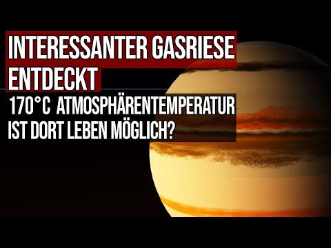 Interessanter Gasriese entdeckt - TOI-1847b - 170°C Atmosphärentemperatur - Leben möglich?