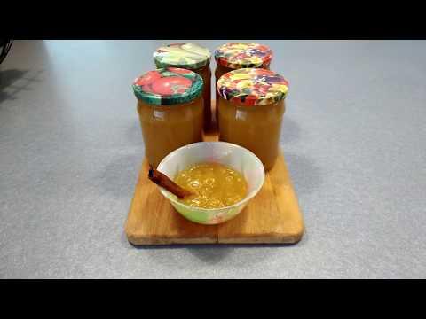 Рецепт Повидло из груш - видео-рецепт Джем из груш, вкусно, быстро, полезно