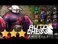 ⭐️⭐️⭐️Doom + 9 Synergies (INSANE Ending) | Claytano Auto Chess Mobile 93