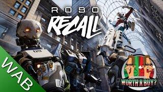 Robo Recall (VR) - Fridays Free Game