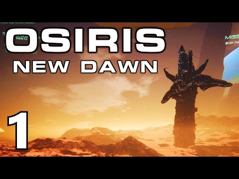 [1] GIANT SPACE WORMS! (Osiris New Dawn...