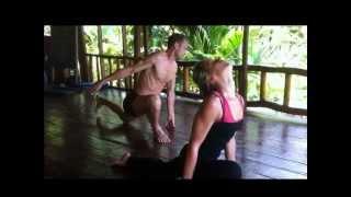 Shadow yoga retreat in Thailand March 2012