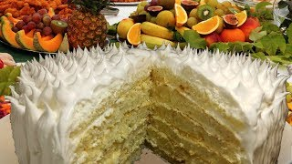 Торт Молочная девочка. Праздничный торт. Рецепт торта. Какой приготовить торт на новый 2019 год.