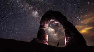 Lucid Dreaming Music: 'Starry Skies' - Dream Recall, Deep Sleep, Fantasy, Imagination