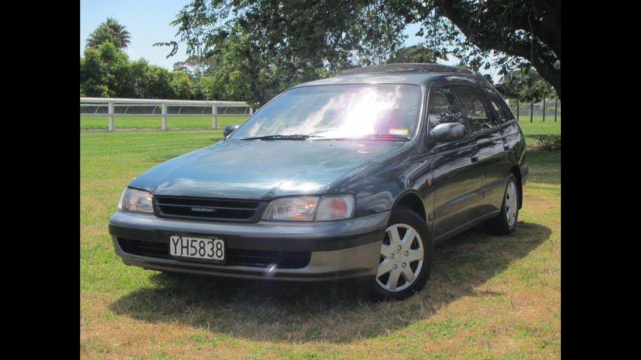 1993 Toyota Caldina Auto Wagon No Reserve Cash4cars