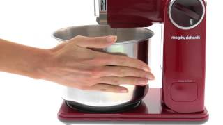 Morphy Richards Folding Stand Mixer (400404)