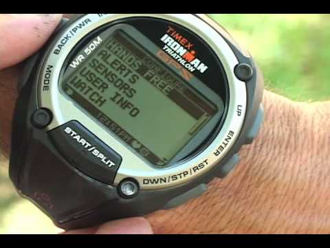 83ec61463e25 TIMEX® Ironman Global Trainer with GPS - Running - YouTube