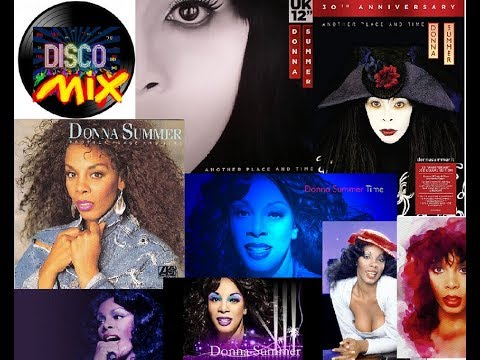 Donna Summer - Another Place And Time (Album 30th Anniversary)Disco Mix VP Dj Duck