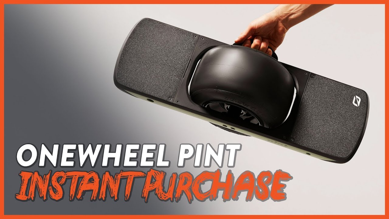 ONEWHEEL PINT | EARLY DETAILS | JUST $950! I BOUGHT IT! ELECTRIC SKATEBOARD  ALTERNATIVE