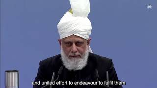 The Role of Khilafat
