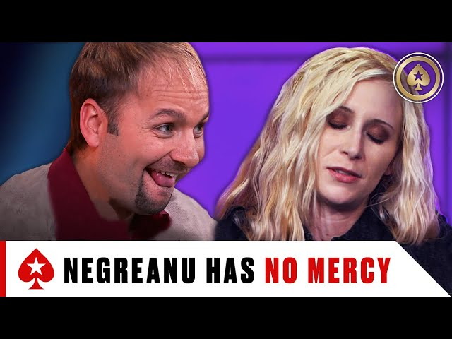 Daniel Negreanu OUTPLAYS Poker AMATEURS - TOP 4 Moments ♠️ Best of The Big Game ♠️ PokerStars